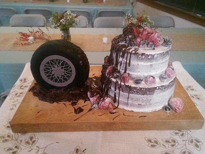 Tmx 1482333396426 Fbimg1451223425460 Bar Harbor, Maine wedding cake