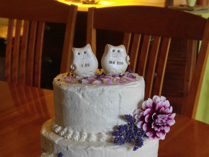 Tmx 1482333425533 20160924151953hdr Bar Harbor, Maine wedding cake
