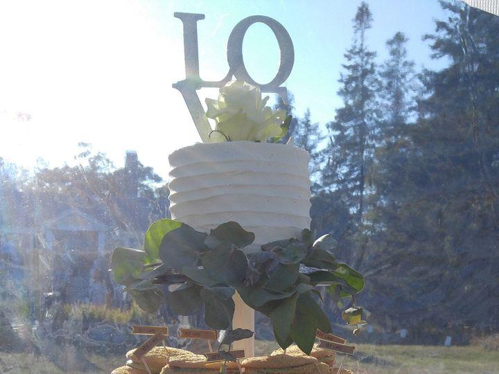 Tmx 1512402808491 20170923161806 Bar Harbor, Maine wedding cake