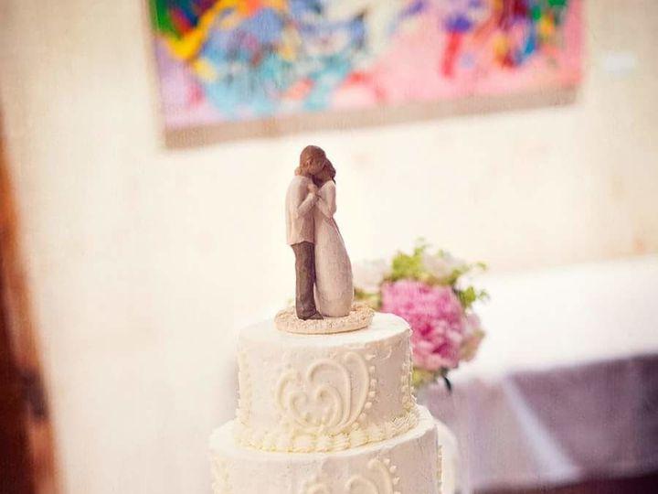 Tmx 1512402941145 Fbimg1500203973007 Bar Harbor, Maine wedding cake