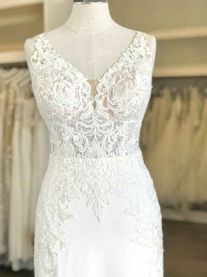 sequined lace 51 42164