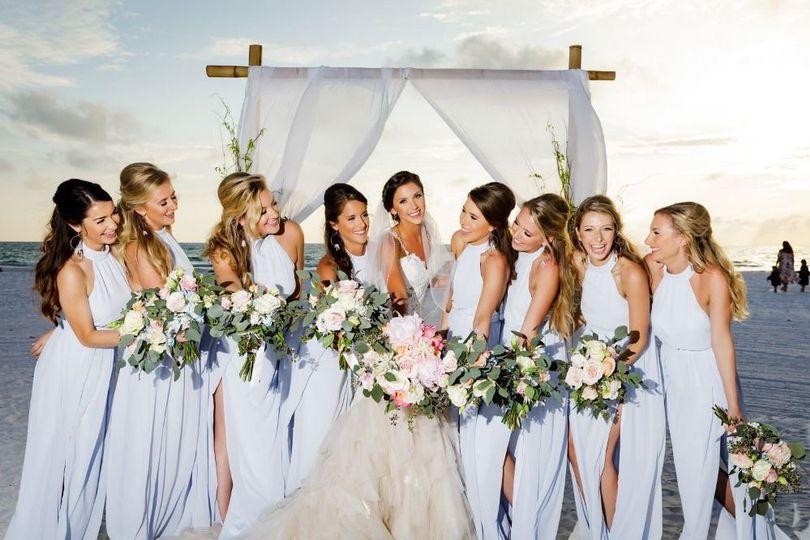 bella florals marco island beach resort weddings bridal parties 51 573164 157466572535095