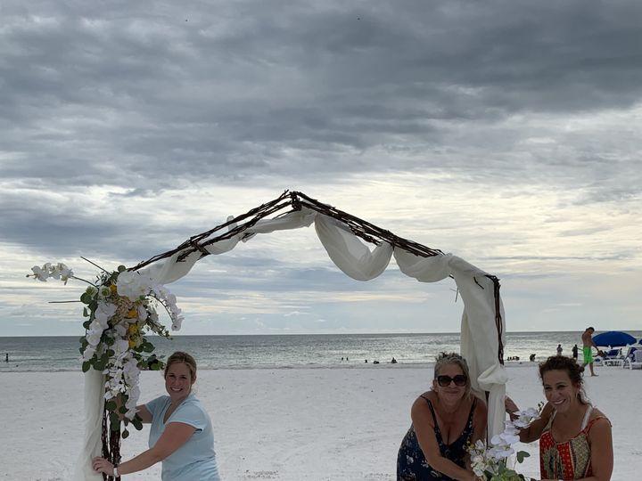 Tmx Bella Crew Beach Arbor 51 573164 159552213576207 Marco Island, FL wedding florist