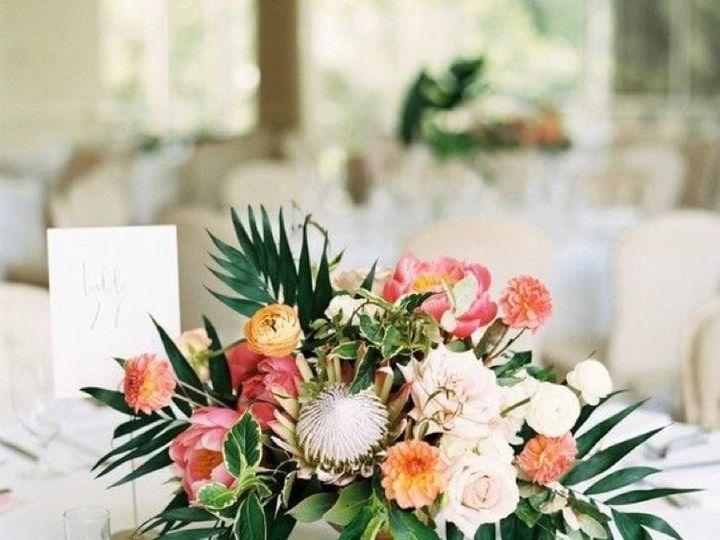Tmx Fn Tropical Centerpiece1 51 573164 158110188722420 Marco Island, FL wedding florist