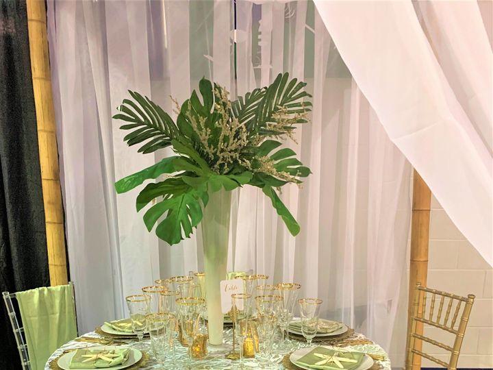 Tmx Tropical Palm Centerpiece 51 573164 158110198485008 Marco Island, FL wedding florist
