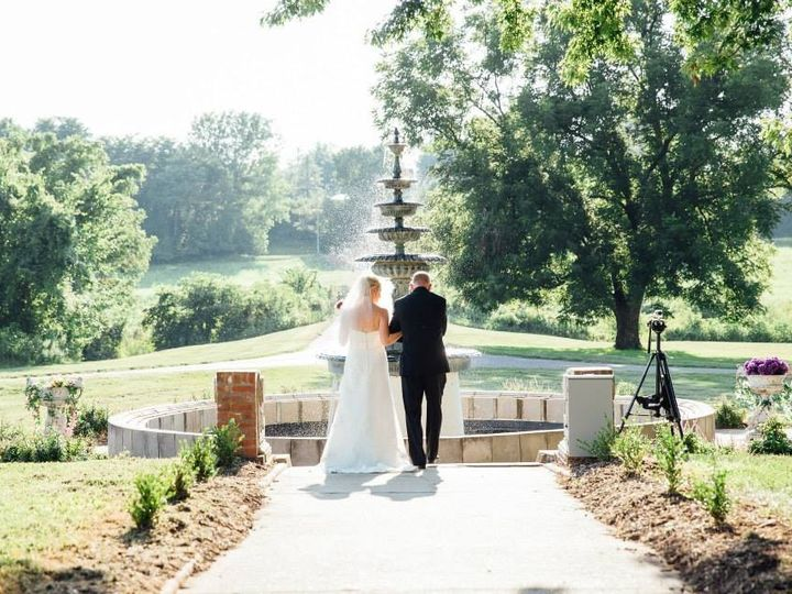 Tmx 1454340753079 Bride About To Walk Down The Asile Liberty, MO wedding venue