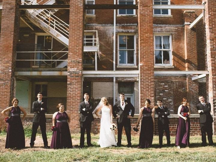 Tmx 1454340916019 Side With Bridal Party Color Liberty, MO wedding venue