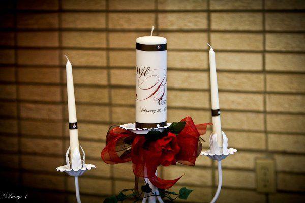 Tmx 1320352124393 CandleSet Baton Rouge, LA wedding invitation