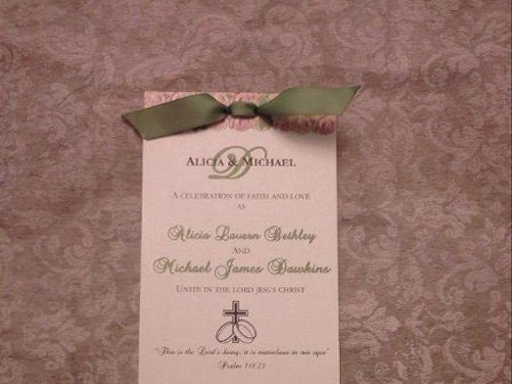 Tmx 1320352150897 LayeredTeaLengthProgram Baton Rouge, LA wedding invitation