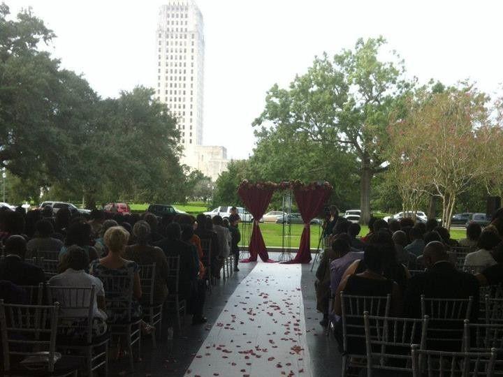 Tmx 1389828947777 Aarika And Etha Baton Rouge, LA wedding invitation