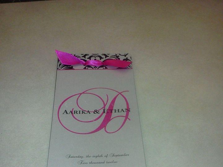 Tmx 1389829068514 1019121102 Baton Rouge, LA wedding invitation