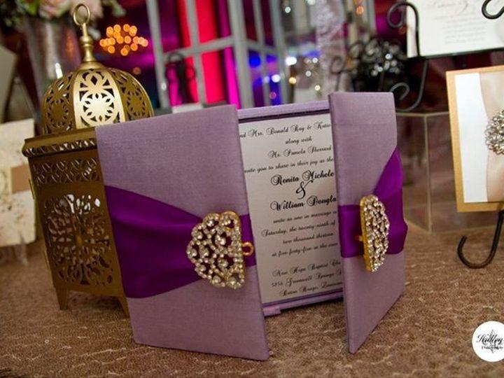 Tmx 1398975807138 Img37750203831858 Baton Rouge, LA wedding invitation