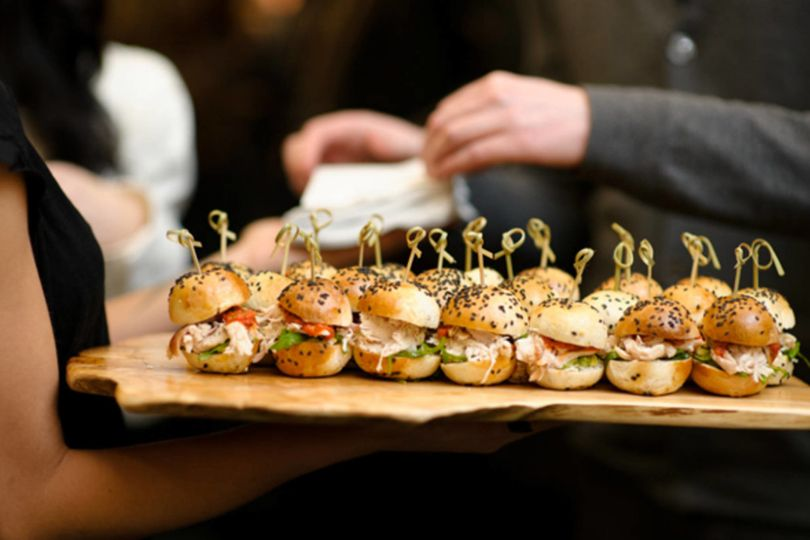 eco caters best california catering sliders