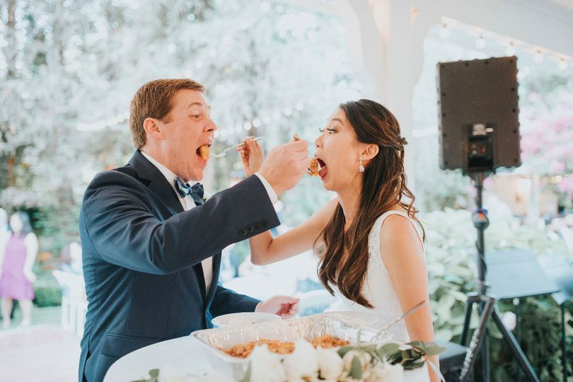 eco caters san diego los angeles wedding catering