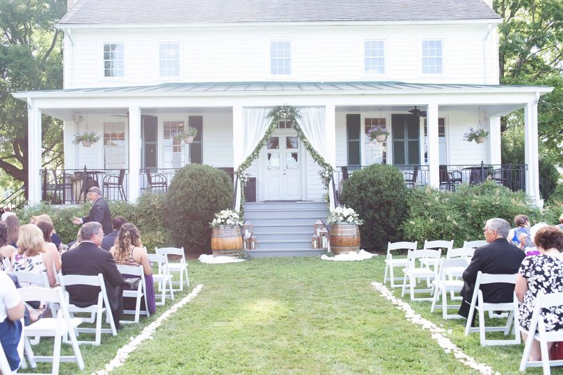 Manor House ceremony