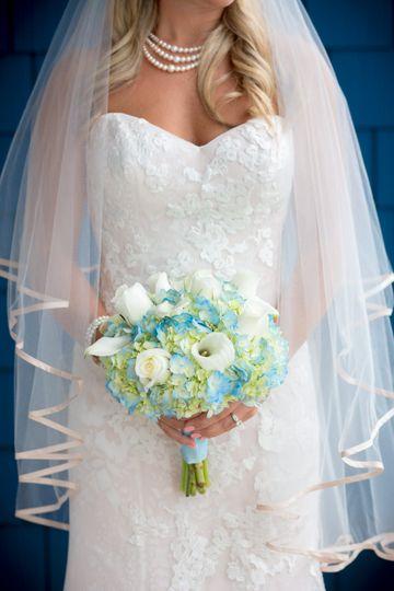 Gorgeous bridal bouquet