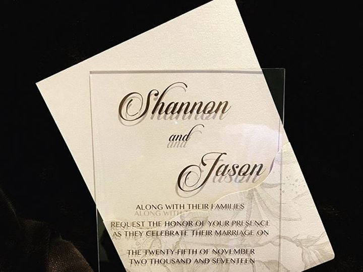 Tmx 22069972 126426768079494 6362136434249302016 N 51 958164 Brooklyn, NY wedding invitation