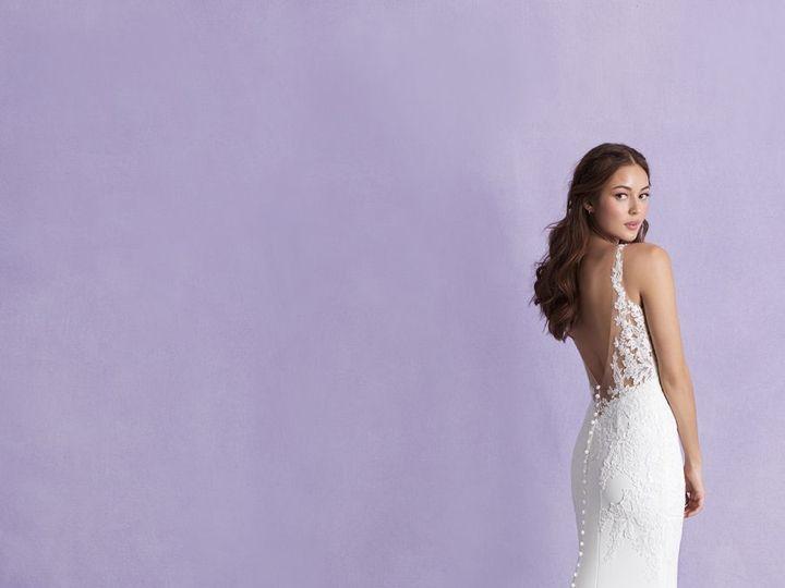 Tmx Allure Romance 3351 51 319164 160495176839820 Fall River, MA wedding dress