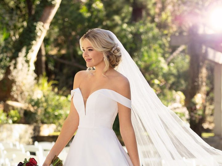 Tmx D2761 A2 Essense Of Australia 51 319164 160495179147078 Fall River, MA wedding dress