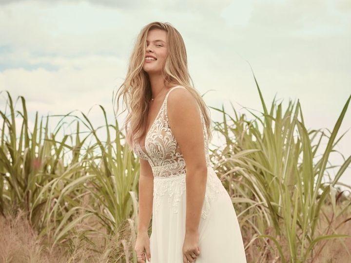 Tmx Rebecca Ingram Breanne 21rs384 Alt1 Iv 51 319164 160408342159000 Fall River, MA wedding dress