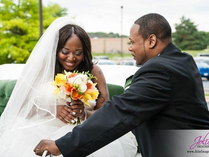 Tmx 1375812728381 Bride And Groom Tinley Park wedding florist