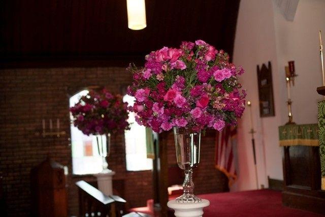 Tmx 1460134622697 Altar Arrangements Tinley Park wedding florist
