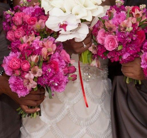 Tmx 1460134623136 Bridal Party Flowers Tinley Park wedding florist