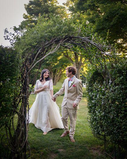 arch bride groom 51 989164