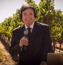Tmx 1475867985553 Img2032 Danny Standing With Mic In Winery Cropped  Manteca, CA wedding dj