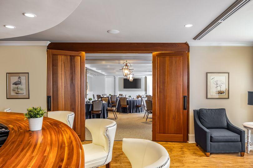3rd Floor Lounge & HT Room