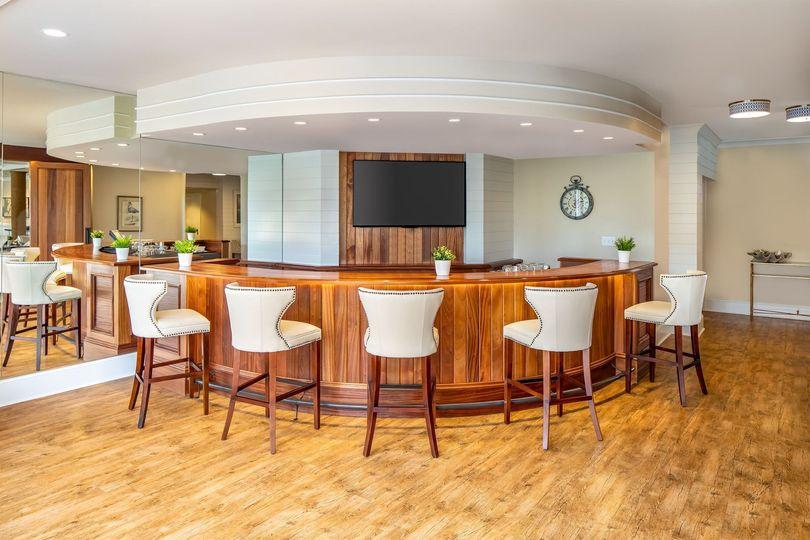 3rd Floor Lounge
