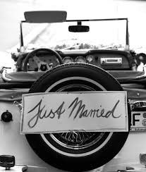 just married ca
