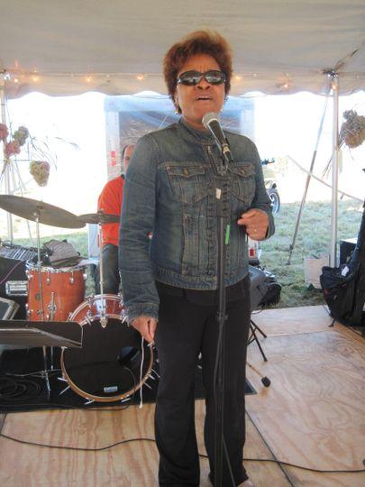 Jean Peterson - Lead Vocal