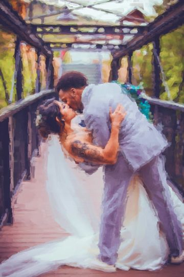 Turning your photos into one-of-a-kind paintings!