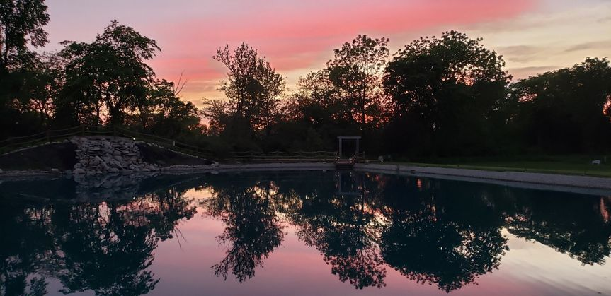 Sunset 2020