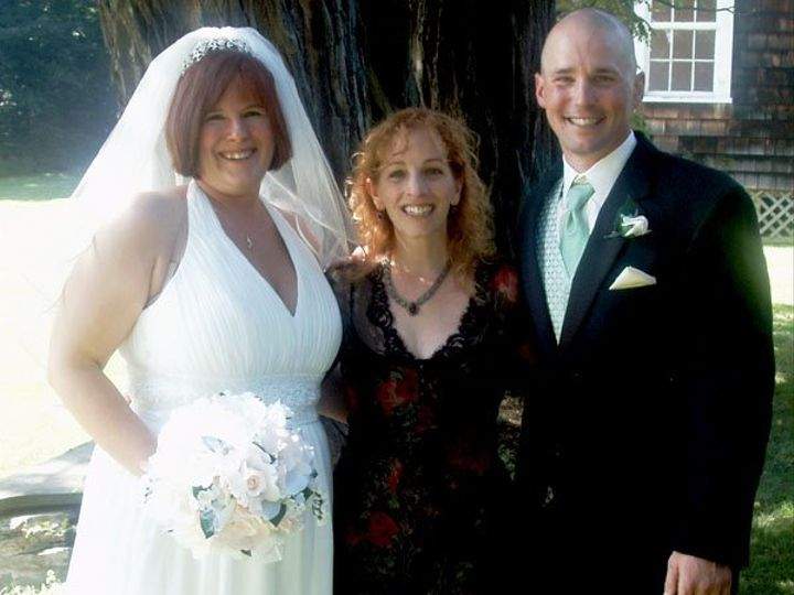 Tmx 1267547557005 TracyandAdam Charlotte wedding officiant