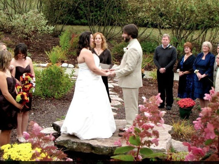 Tmx 1426282507892 Amanda And Jason 2 Charlotte wedding officiant