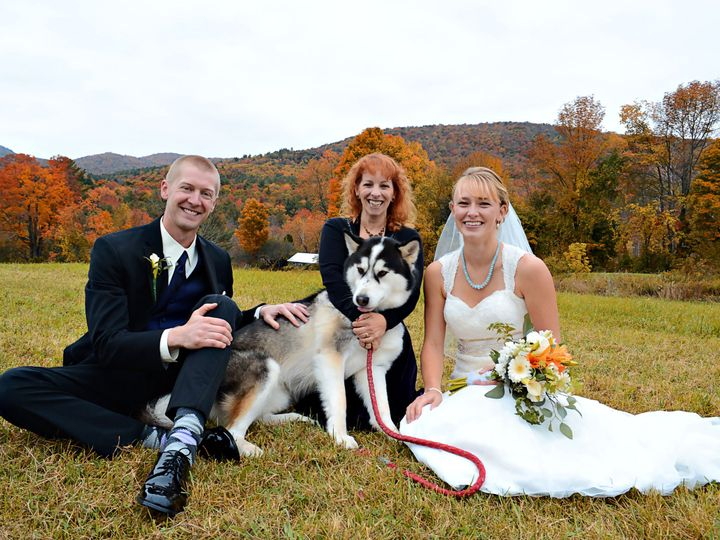 Tmx 1426282920344 With Dog Charlotte wedding officiant