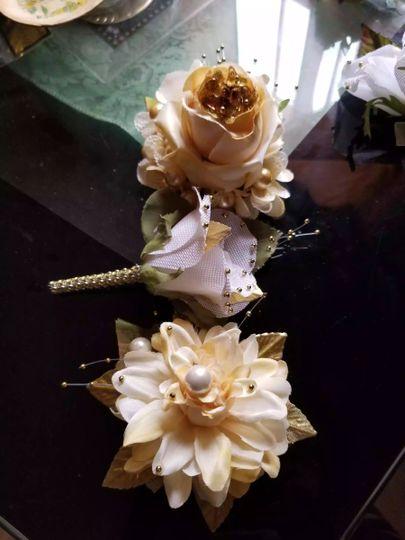 Sample flower decor