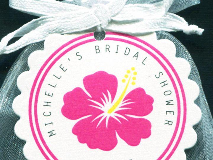 Tmx 1469042295095 Brightpinkhibiscus White Lake, MI wedding favor