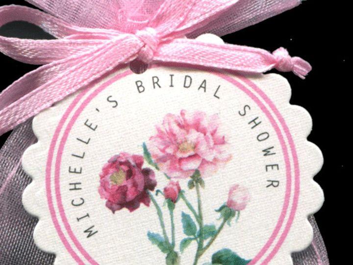 Tmx 1469042611189 Pinkroseswatercolor White Lake, MI wedding favor