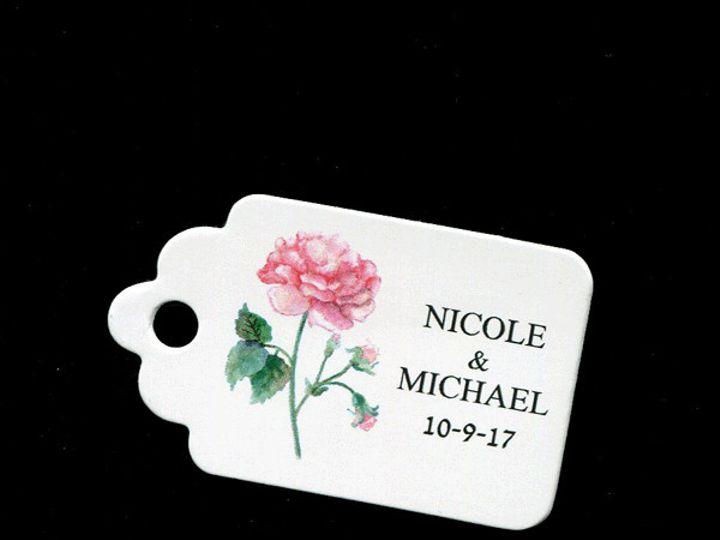 Tmx 1471719941748 Srtfloral5 White Lake, MI wedding favor