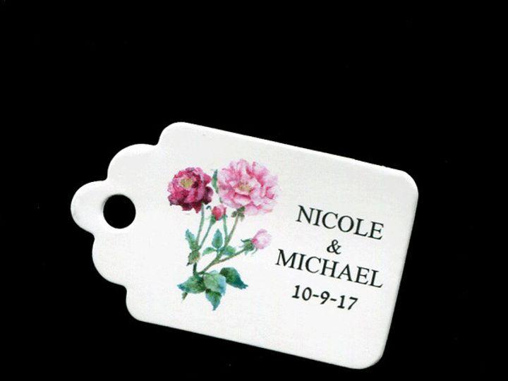 Tmx 1471719956009 Srtfloral6 White Lake, MI wedding favor