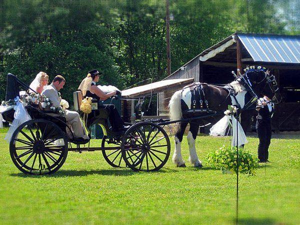 Tmx 1315541186721 BrandiWeddingArrivalsInElegancecopy Charles City, VA wedding transportation