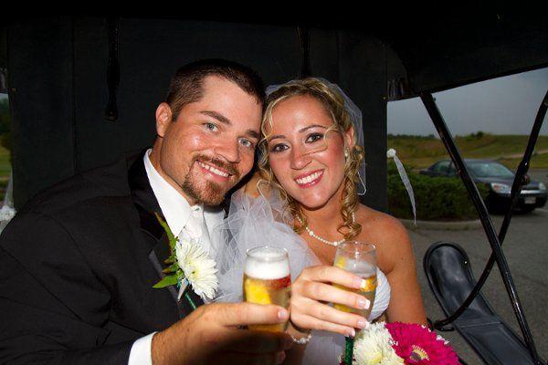 Tmx 1315541973477 RobbieandDawnWeddingCarriage10 Charles City, VA wedding transportation