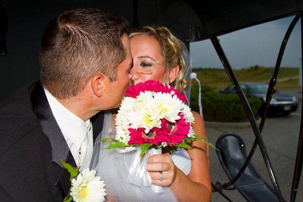 Tmx 1315541976254 RobbieandDawnWeddingCarriage14 Charles City, VA wedding transportation