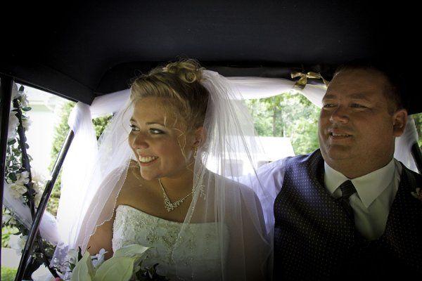 Tmx 1315543378260 AshleyBrownAndrewJohnsonWeddingbyTerriAigner16 Charles City, VA wedding transportation