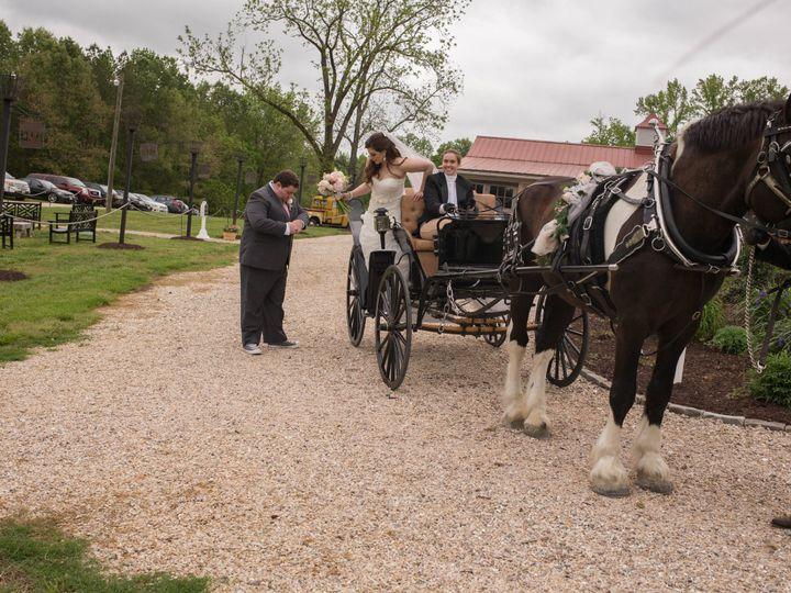 Tmx 1467127778015 Carriedrew Courtesy Of Dimples And Cheeks Photogra Charles City, VA wedding transportation