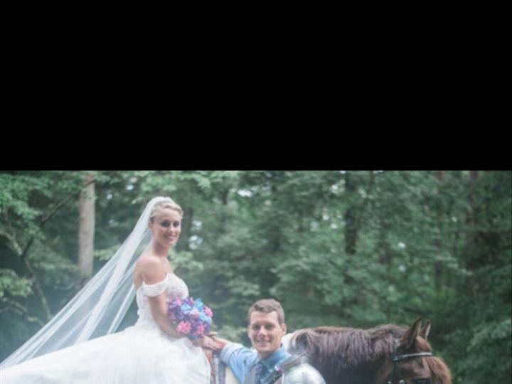 Tmx 1505141826630 Medieval Wedding Dimples And Cheeks Photography 3 Charles City, VA wedding transportation