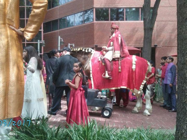 Tmx 1505142201261 Indian Wedding Charlottsville 1 Charles City, VA wedding transportation